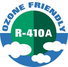 R-410A Ozone Friendly