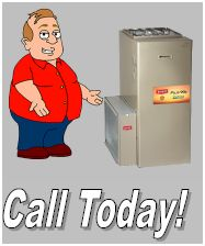 Call Mecko's Heating &  Cooling Today