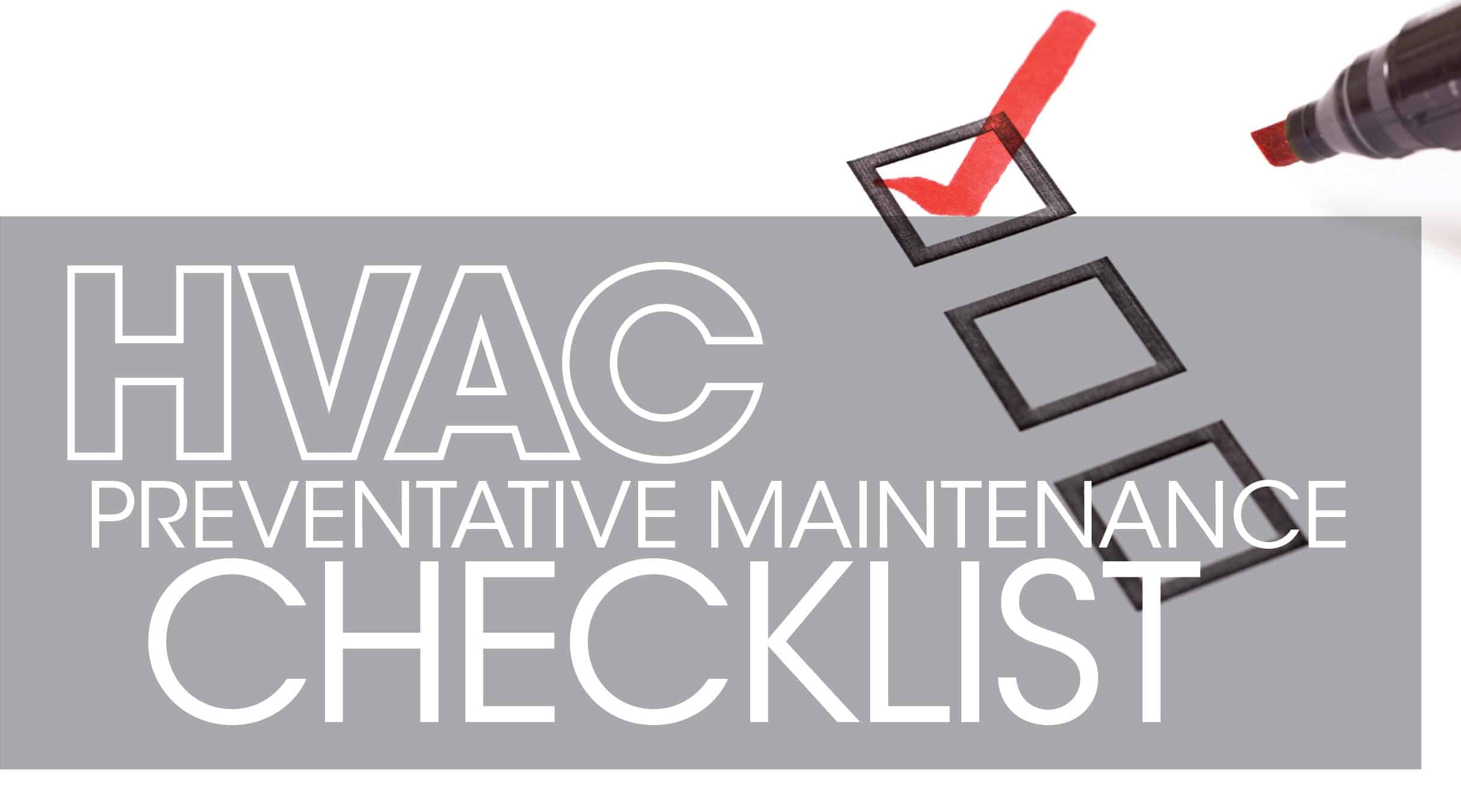 Is A Hvac Maintenance Agreement Right For You Meckos Heating