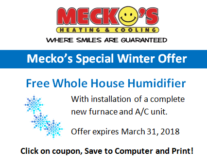 Free Offer for Humidifier  coupon
