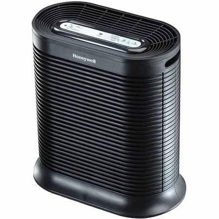 Honeywell air cleaner